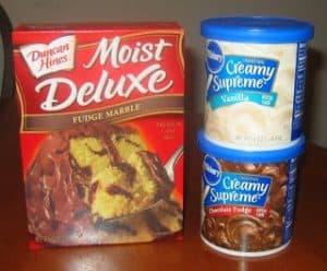Milk-Free Find ~ Duncan Hines Cake Mix