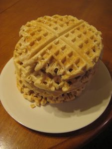 Waffles {Dairy-Free & Egg-Free}
