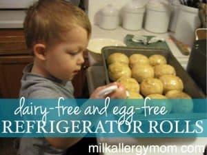 3-Hour Refrigerator Rolls
