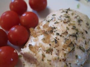 Italian Chicken Breasts {Dairy-Free}
