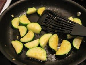 Fried Zucchini {Dairy-Free}