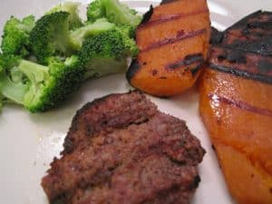 Grilled Sweet Potatoes {Dairy-Free}
