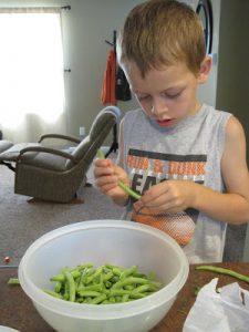 Green Beans in Crockpot