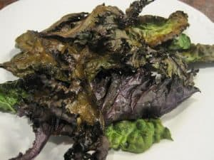 Kale Chips {Dairy-Free}