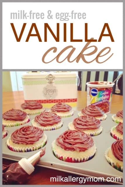 Simple Vanilla Cake