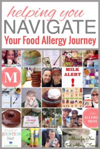 Food Allergy Encouragement