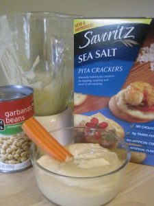 Hummus {Dairy-Free & Sesame-Free}
