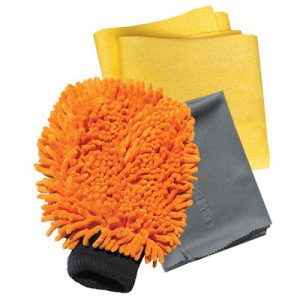 Microfiber Car Cleaning Kit by E-Cloth