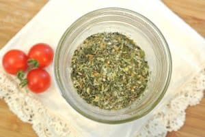 Italian Seasoning & Salad Dressing {Dairy-Free}