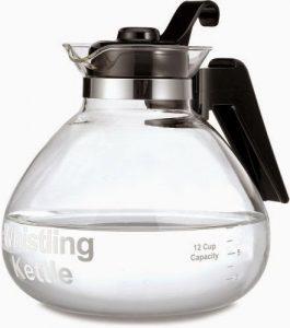 My Favorite Tea Kettle is Glass!