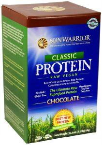 Milk-Free Find ~ Sunwarrior Protein Powder