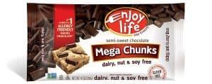Dairy-Free Chocolate Chunks ~ Enjoy Life