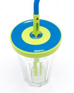 GreenPaxx Silicone Products {Straws, Caps, & Slim Snacks}