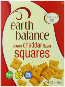 Milk-Free Find ~ Earth Balance Vegan Cheddar Squares