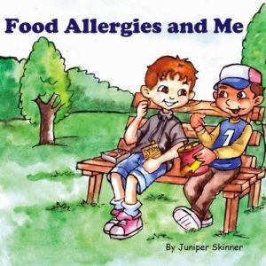 Food Allergy Book ~ Food Allergies and Me