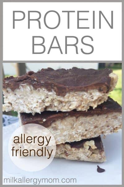 Allergy-Friendly Protein Bar Recipe