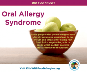 Food Allergies And Cross-Reactions