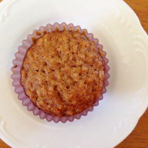 Brown Sugar, Oatmeal Muffins {Dairy-Free & Egg-Free}