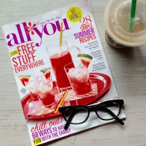 Milk Allergy Mom in All You Magazine: Back Yard Camp Games