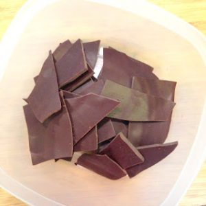 Homemade, Dairy-Free Chocolate
