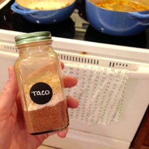 Dairy-Free Taco Seasoning