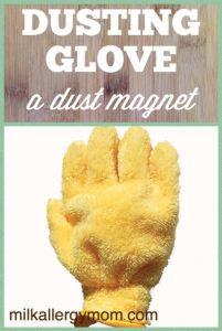 Microfiber Dusting Glove by E-Cloth