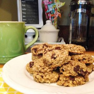 Allergy-Friendly Breakfast Cookies