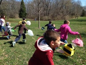 Easter Egg Hunts with Food Allergies