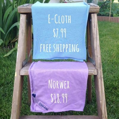 Differences Between E Cloth And Norwex Why No Silver In Ecloth