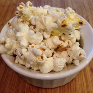 Popcorn, A Great Natural Snack for Kids