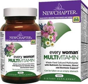 Dairy-Free Vitamins ~ New Chapter