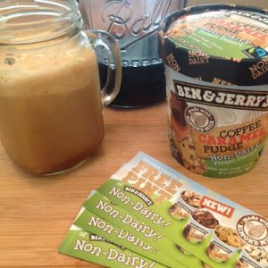 Ben & Jerry's Recipes & Giveaway {Dairy-Free}