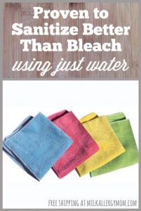 Basic Toxin-Free Cleaning