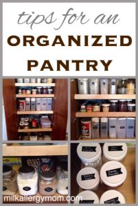 How to Keep a Pantry Organized