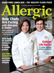 Allergic Living Magazine and Newsletter