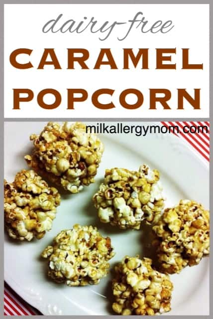 Easy caramel popcorn balls without corn syrup