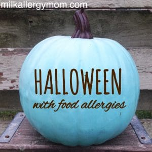 Halloween with Food Allergies