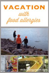 Planning Vacation with Food Allergies