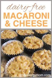 Macaroni & Cheese {Dairy-Free}