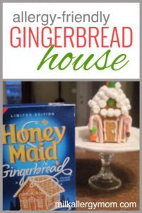 Allergy-Free Gingerbread House