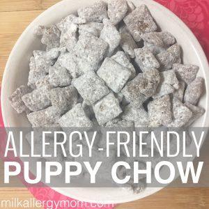 Allergy-Friendly Puppy Chow