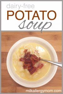 Quick Potato Soup