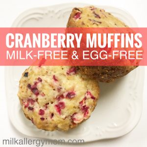 Cranberry Bread & Muffins