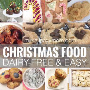 Christmas Meal {Dairy-Free}