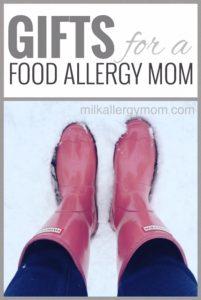 Gift Ideas for Food Allergy Moms
