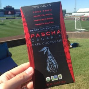 Milk-Free Find ~ Pascha Chocolate Bars