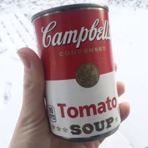 Milk-Free Find ~ Campbell's Tomato Soup