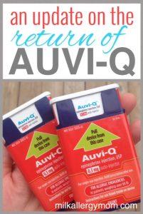 Auvi-Q Relaunch Coming February 2017!