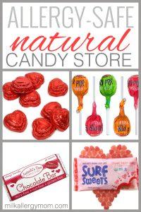 Allergy-Friendly Valentine Candy