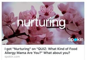 What Kind of Food Allergy Mom Are You?